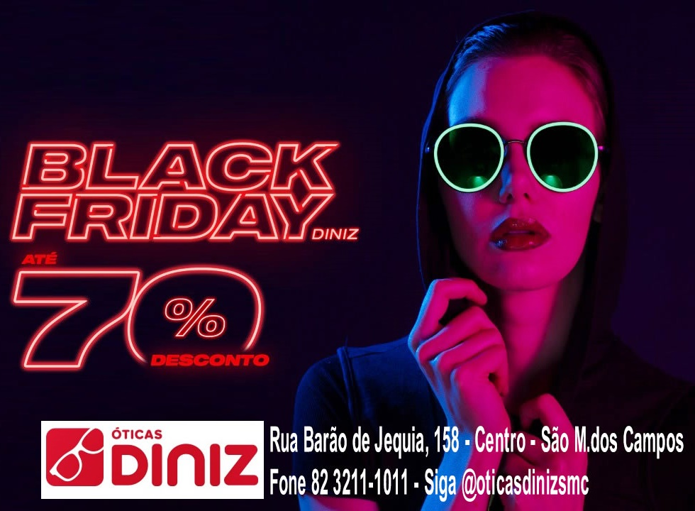 Black Friday Diniz