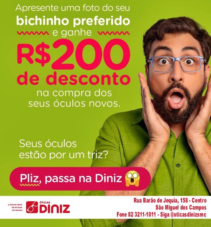 Otica Diniz - Março2021