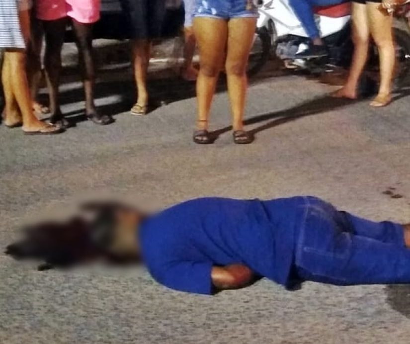 Atentado a bala deixa homem gravemente ferido durante a madrugada em São Miguel dos Campos