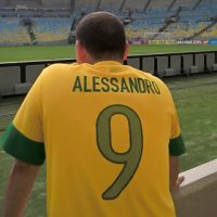 EsporteWeb - Alessandro Meireles