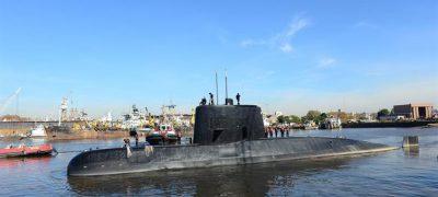 Arquivo/ Divulgação/Marinha da Argentina