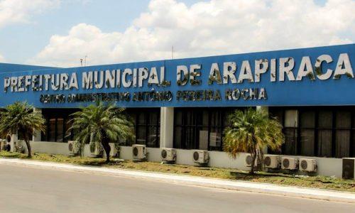 prefeitura de arapiraca